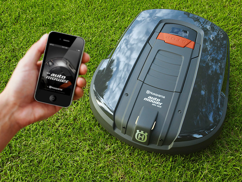 Husqvarna Automower mobile