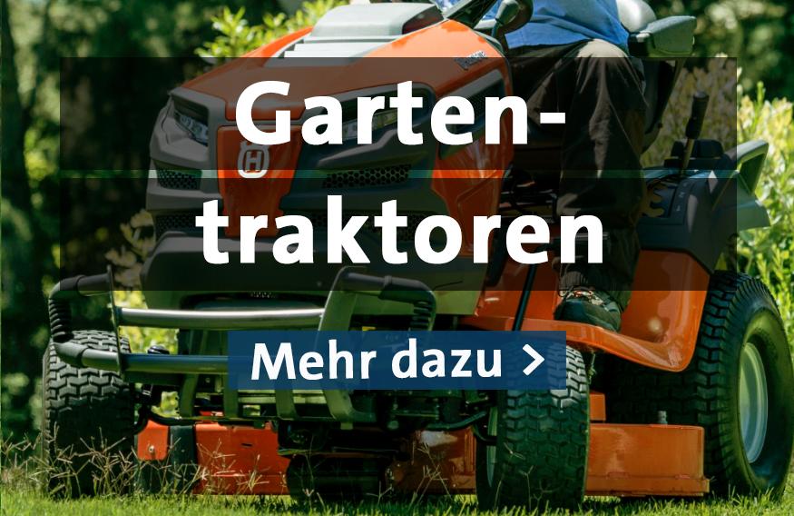 Gartentraktoren