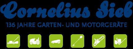 Cornelius Sieb Inh. Christian Joist e. K. Garten- und Motorgeräte